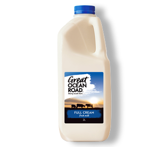 Great Ocean Road Dairy Full Cream Milk