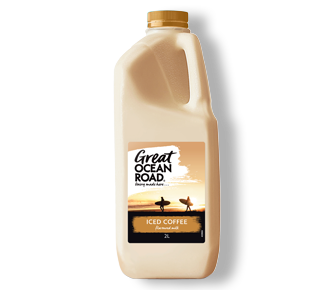 Great Ocean Road Dairy Iced Coffee Milk