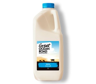 Great Ocean Road Dairy No Fat Milk